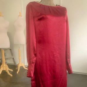 SALE Last chance! Cranberry party dress
